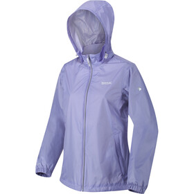 Regatta Corinne IV Veste Shell Imperméable Femme, lilac bloom